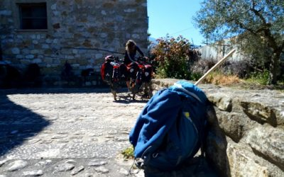 Cycle the Sicilian Camino
