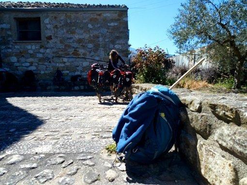 Pilgrim Bike Route - Magna Via Francigena