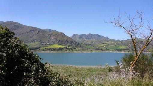 Bike Around Rosamarina Lake - Sicily Cycling