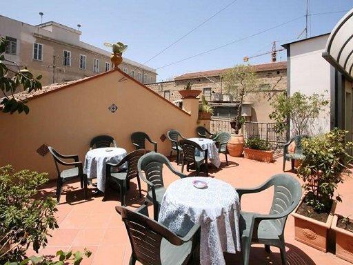 roof terrace hotel cortese