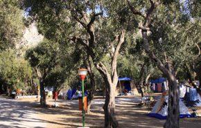 Camping La Playa camping site