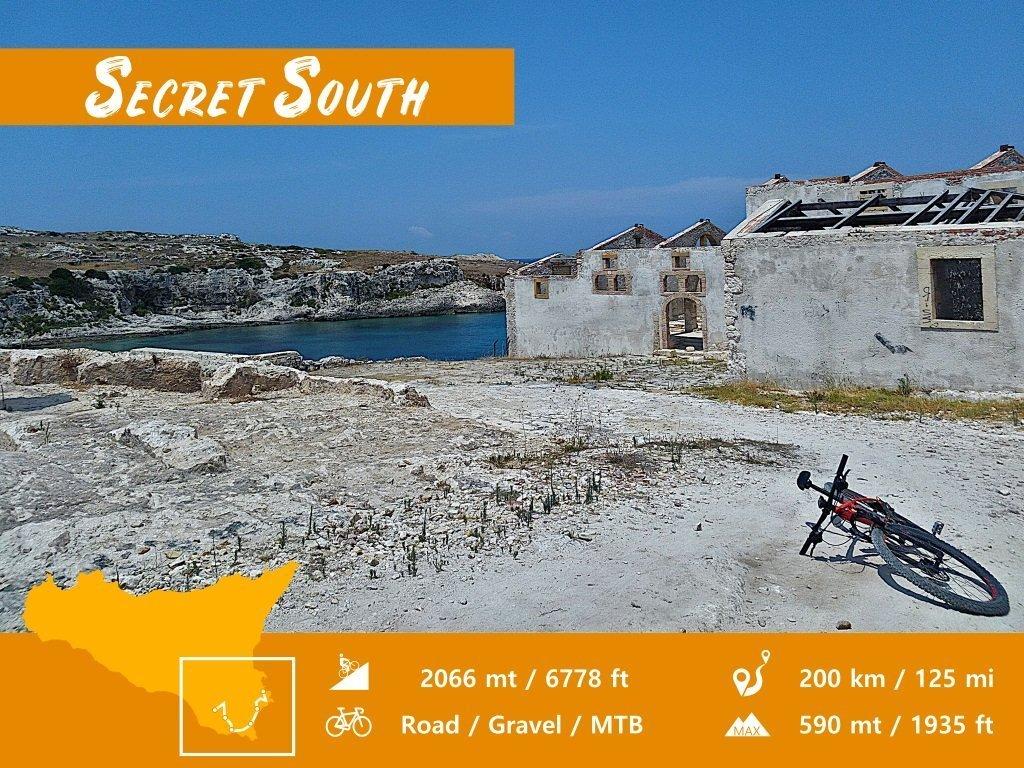 Sicily Bike Tours - Secret South Sicily Biking Trip