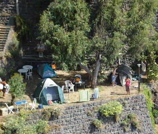 Camping La Timpa Tende