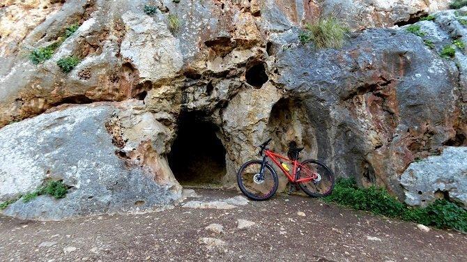 Le grotte sul Monte Pellegrino