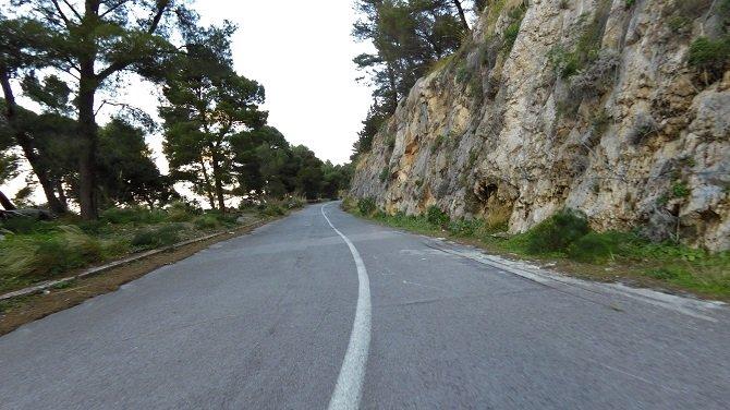 Palermo in MTB su Monte Pellegrino
