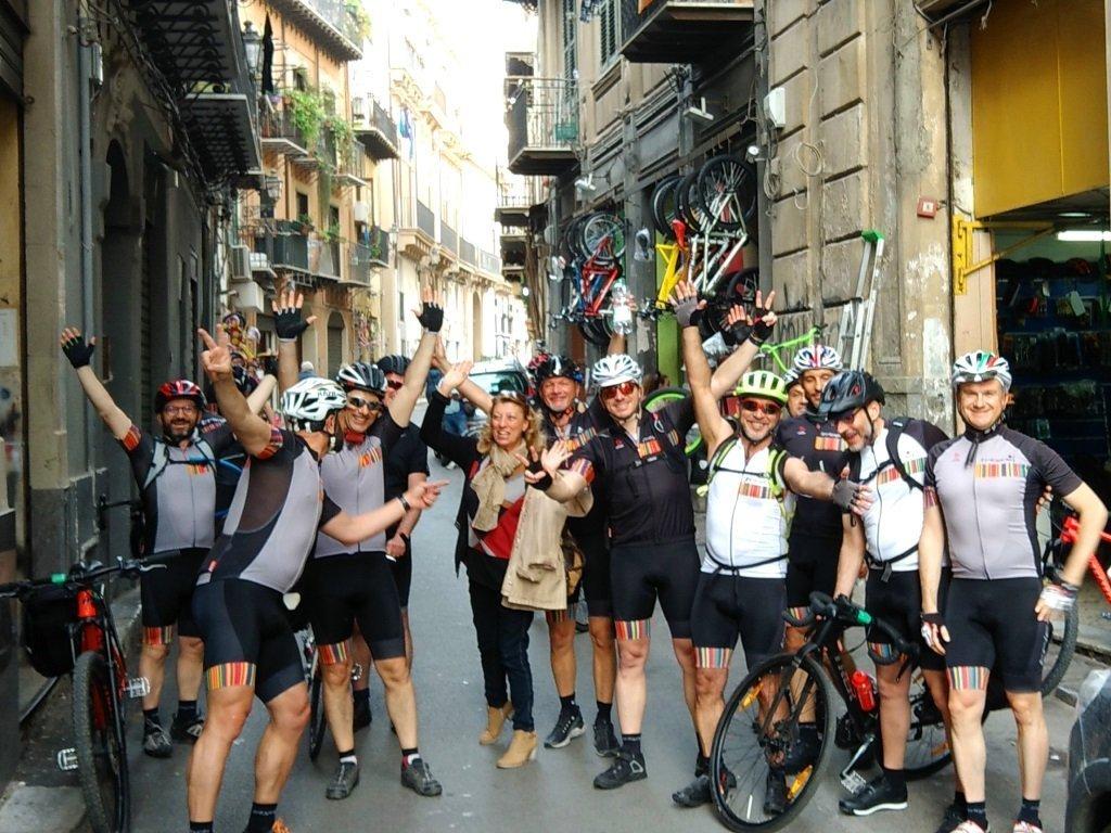 Road Bike Rental in Palermo
