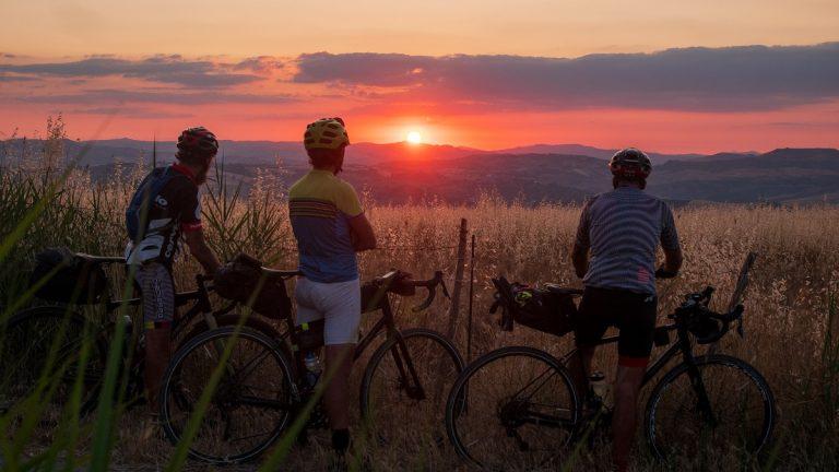 Sicily Divide Gravel Bike Route