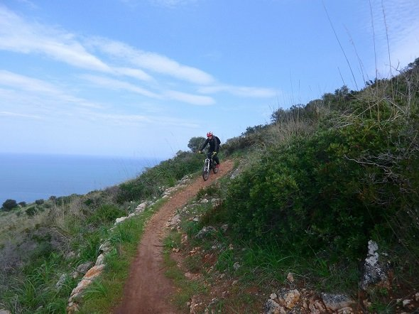 bike tour bike rental sicily Palermo (6)